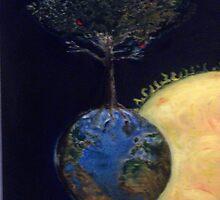 Genesis tree by jikpe
