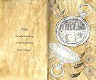 Totem - Sketchbook page 28 by scallyart