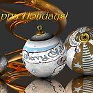 Happy Holidays by Desirée Glanville