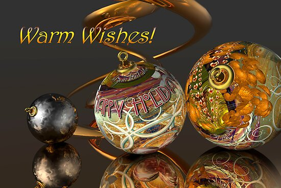 Warm Wishes by Desirée Glanville