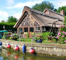 Living on the Norfolk Broads by Heather Thorsen