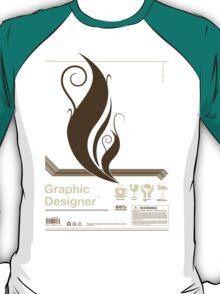 Graphic Designer T-Shirt