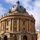 Radcliffe Camera by SoulSparrow