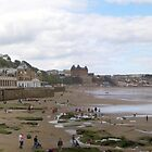 Scarborough Sea Front Wide Shot by alimud