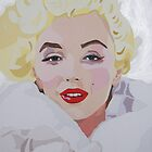 Marilyn Monroe by Kursed