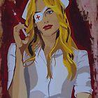 Elle Driver ~ Kill Bill by Kursed