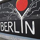East Side Gallery, Berlin by CitC