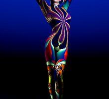 Femme Fatale by Sandra Bauser Digital Art