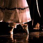En Pointe (rose) by Valerie Rosen