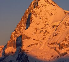 The Eiger by Andrew Doggett