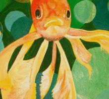 Goldfish Fantasy Sticker