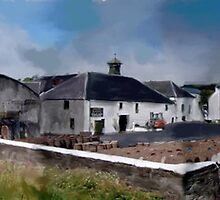 Ardbeg Distillery by Ian Gray
