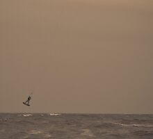 Wind Surfer by JackPhotography