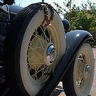 Spare Tyre by David Brooks