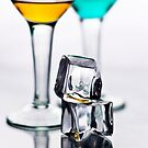 Glass with Ice by RajeevKashyap