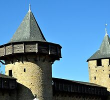 Carcassonne 2 by Pat Herlihy