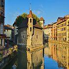 Annecy - Palais de l'Isle by Patrick Morand