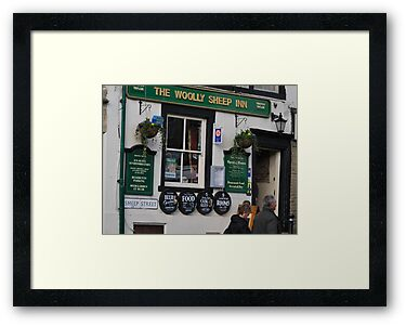 Pub In Skipton Yorkshire, by Stan Owen