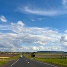 Big Sky Country by Odille Esmonde-Morgan