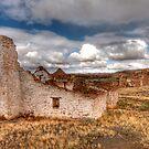 Peake Ruins. by trevorb