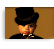 """""""Yes Sir ! That's My Baby ...!"""" Canvas Print"""