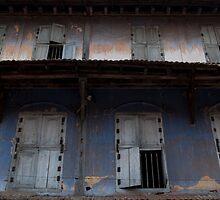 Cochin windows by Syd Winer