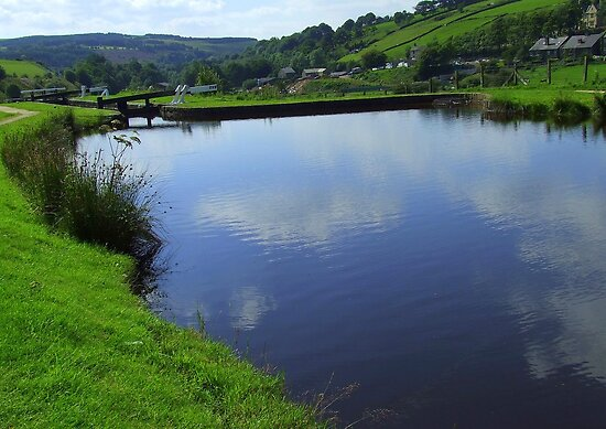 Fisherman's Delight - Mossley, Lancashire by dawnandchris