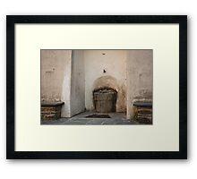 Acqua Potabile Framed Print