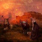 Taurus (2) by Anna Shaw