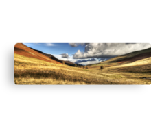Newlands Valley, Cumbria, England Canvas Print