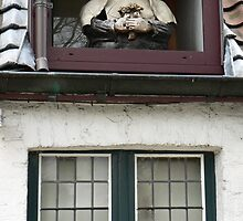 By the Begijnhof by James Barker