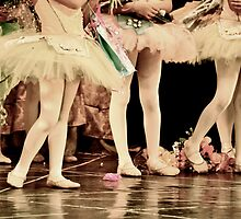Little Tutu Legs by Valerie Rosen