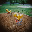 Playground by Steve Lovegrove