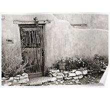 Delgado House - Santa Fe Poster