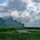 Sam Roi Yot , National Park, Thailand by johnrf