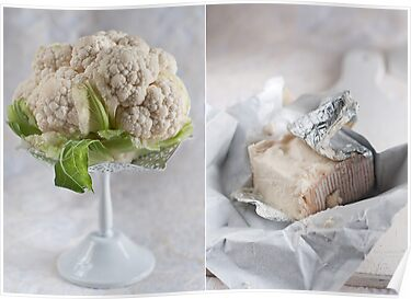 Cauliflower and cheese by Ilva Beretta