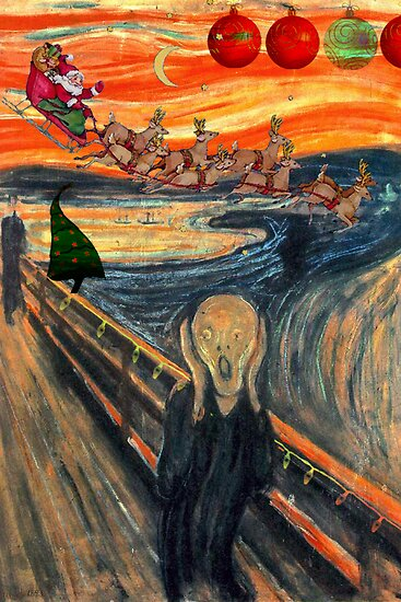 Christmas Angst by VenusOak
