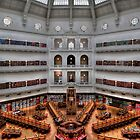 State Library Victoria by Scott Sheehan