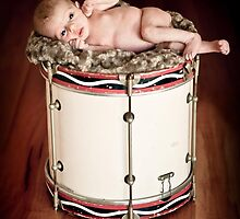 Drummer Girl by Richard Barry