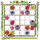 Flower garden Sudoku by heatherjoy