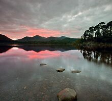 Friars Crag by James Grant