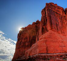 Arches National Park by Karl Lindsay