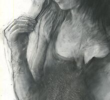 split ends in charcoal by djones