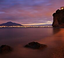 Pre-Sunrise, Vico Equense. Italy by David Lewins