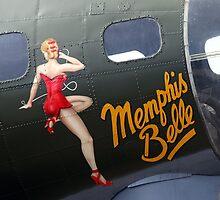 Memphis Belle by Tony Roddam