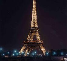 Eiffel Tower by Stephen Devine