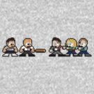 Shaun Of The Dead by TheRandomFactor