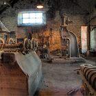The Blacksmith's Workshop by Graham Ettridge