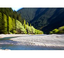 Waihopai River Photographic Print