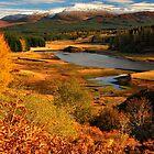 Loch Laggan  by Rachel Slater